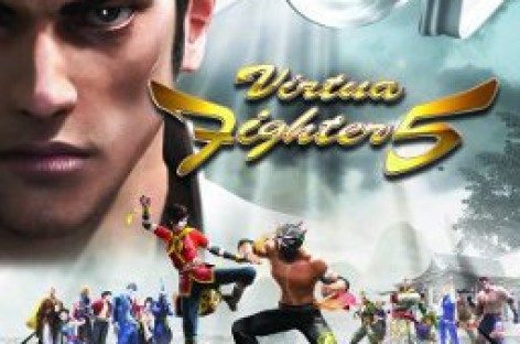 Oh hey Virtua Fighter, how are you?