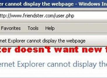 Surprise! Friendster Blogs now use WordPress, and Surprise! Friendster is HELLA Slow During Christmas