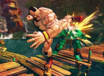 Street Fighter 4 Quick Impressions