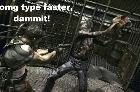 What Does Resident Evil 5's Control Scheme Feel Like? Read This!