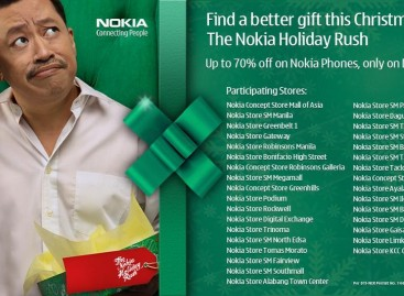 Nokia 70% Sale Updates Again–Hopes Become Slightly Dented