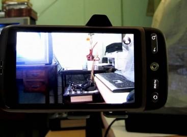 HTC Desire 720p FPS Trick