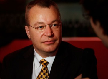 Nokia's Stephen Elop Rallies The Troops