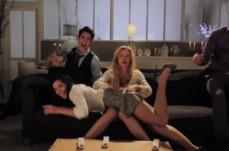 "WTF: Orgy Simulator By Ubisoft ""We Dare"" For The Wii"