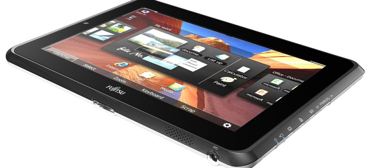 Fujitsu Launches Meego Mini-Notebook, Laptop, And Business-Minded Slate