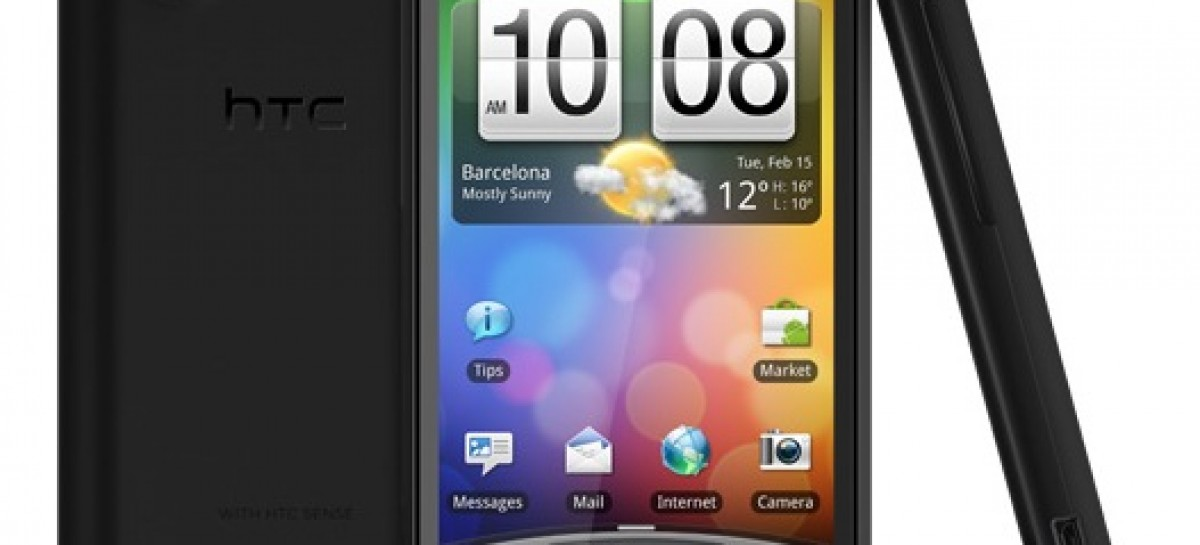 We Check Out The HTC Incredible S And Its Curious Rotating Buttons