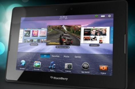 BlackBerry PlayBook To Support Android Apps