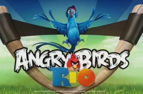 Angry Birds Rio Will Hit Android Market For Free