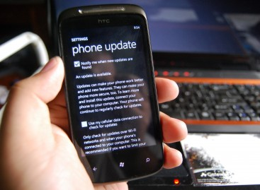 Windows Phone 7 NoDo Update Out–Copy Paste & Faster Loading