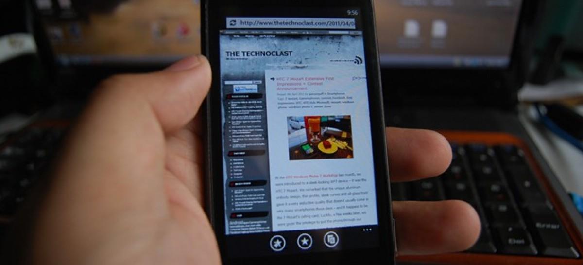 HTC 7 Mozart Review + HTC Goodies Contest