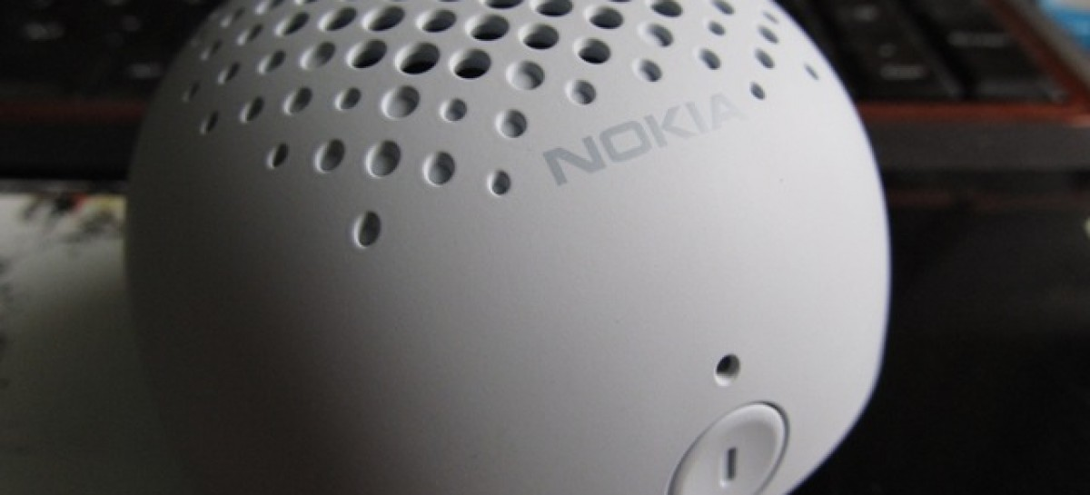 Nokia MD-11 Mini Speakers Review