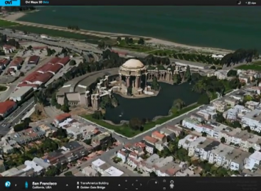 Nokia's Ovi Maps Introduces New 3D Maps Technology