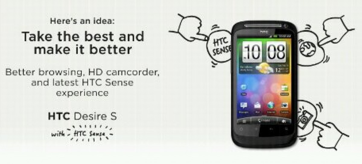 HTC Desire S Available This Monday For PHP 26k