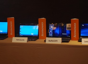 Lenovo Launches New Line of ThinkPads & IdeaPads for 2011