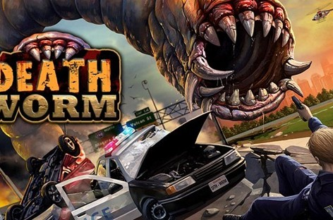 Death Worm Review (iOS & Android)