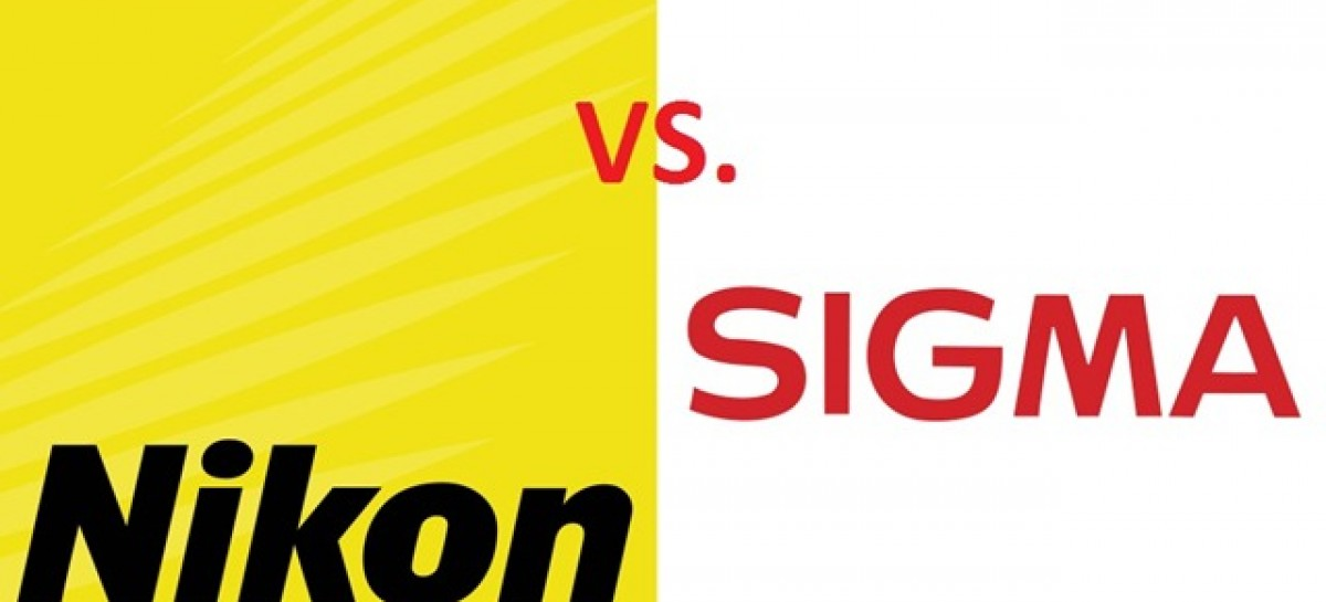 Nikon Sues Sigma For Vibration Reduction Lens Patent