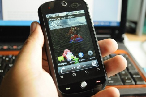 Cherry Mobile Orbit Review