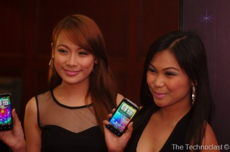 HTC Sensation & Wildfire S Launches; Wild & Sensational Party Ensues