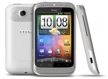 HTC Wildfire S Budget Gingerbread Out Now