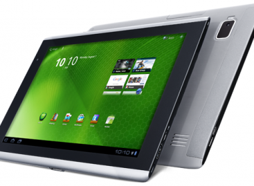 We Check Out The Acer Iconia Tab–Honeycomb Interface & Browser