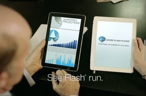 Galaxy Tab 10.1 Pokes Fun At iPad 2 With YouTube Ad