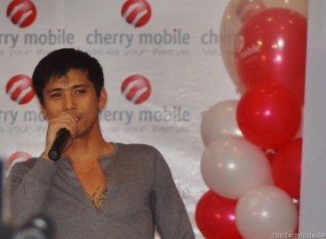 Cherry Mobile & Robin Padilla Introduce R9 Tough & R7 Vigor Shockproof Phones