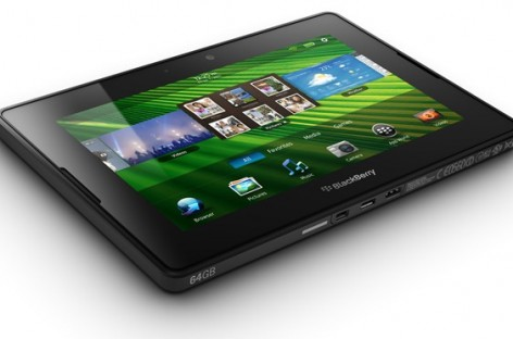 BlackBerry PlayBook Launching First Week Of August–GLOBE Has Preorder