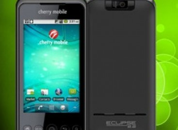 Cherry Mobile Eclipse 2.2–Low Spec Dual SIM Android Froyo For Under 5K