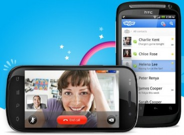 Skype 2.0 For Android Now Has Video Calling–Supports Only 4 Phones