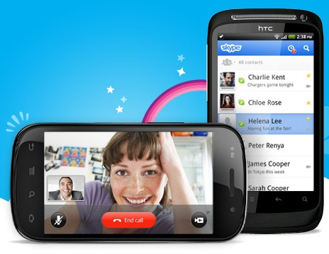 Skype 2.0 For Android Now Has Video Calling–Supports Only ...