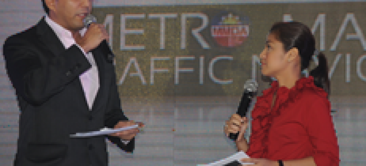 MMDA & TV5 Launch Metro Traffic Navigator–Real Time Traffic Info For Better Commutes