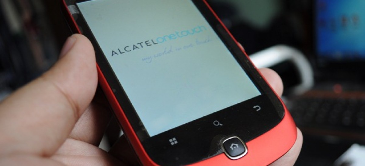 Alcatel OneTouch Blaze OT-990 Review