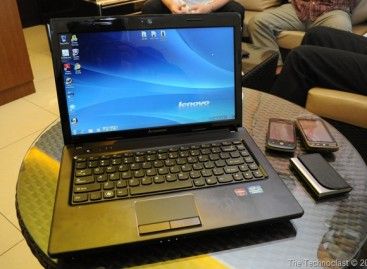Lenovo G470 Notebook Unboxing–Radeon Powered i3 Laptop Starting At PHP 27,990