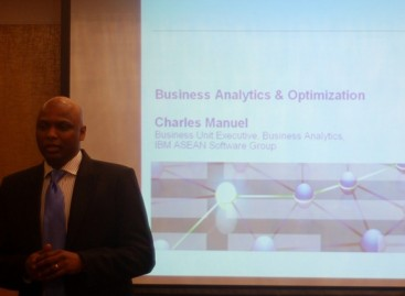 IBM Business Analytics & Risk Management–Determine Risk, Reduce Cost, Track Trends