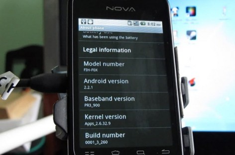 Update Your Cherry Mobile Nova To Android 2.2.1 Froyo