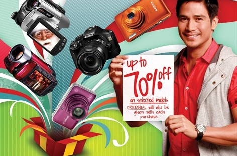 Canon 3-Day Sale At Tiendesitas Next Weekened–Up To 70% Off Plus Freebies