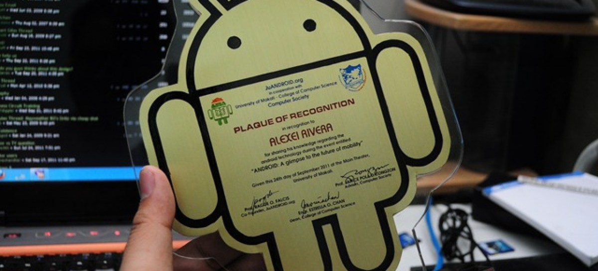 Android: Glimpse To The Future Of Mobility, Thank You For The Awesome Experience