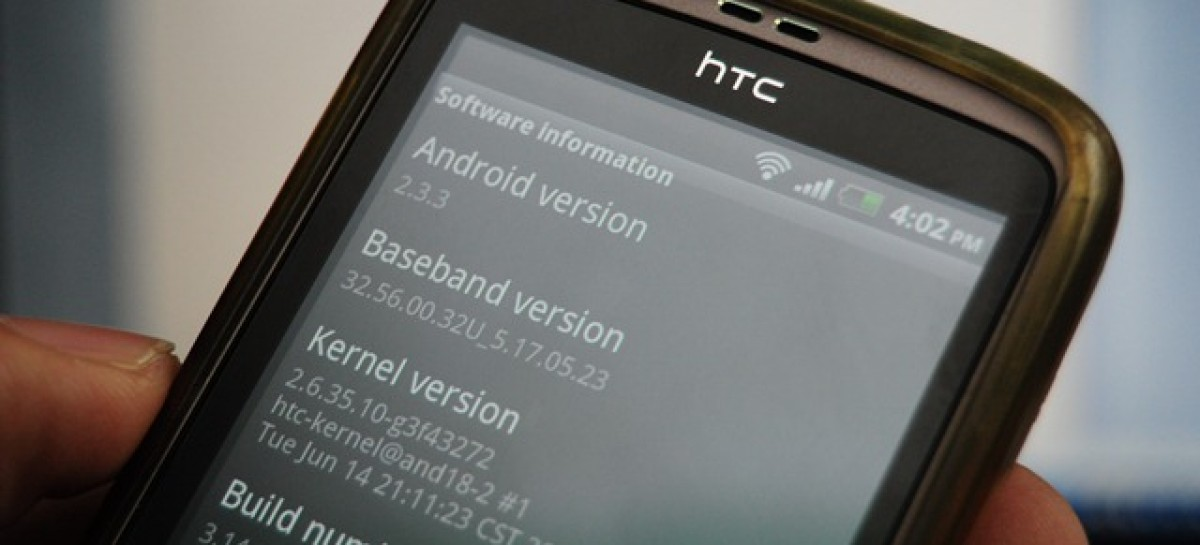 How To Update Your HTC Desire (Froyo) To Gingerbread