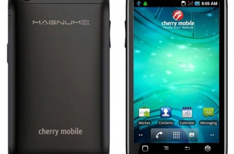 Cherry Mobile Magnum 2X–Cheapest Dual-Core Android For PHP 15,899