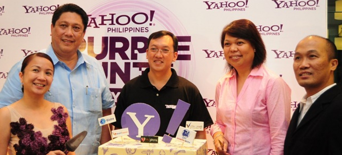 "Yahoo! PH Launches ""Purple Hunt""–Family Friendly Quest For Online Safety & Prizes!"