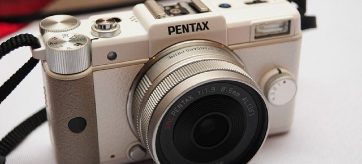 Pentax Q–Smallest Interchangeable Lens Compact For PHP 39,990 Launches