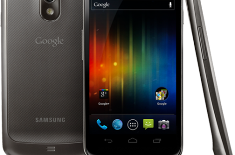 "Google Announces Galaxy Nexus–Dual-Core, 4.65"" HD Super AMOLED Screen & Android 4.0"