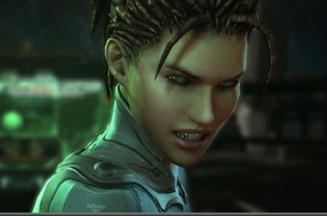 Trailer for Starcraft II: Heart Of The Swarm Is Out–Kerrigan Is Not Pleased!