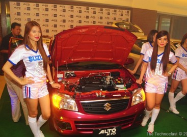 Suzuki Philippines Launches The Alto K10–New 1.0L Variant Of The Popular Compact Car