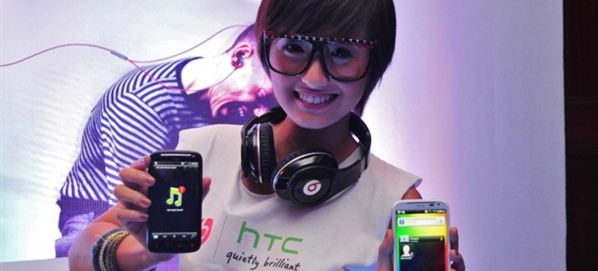 HTC Philippines Launch The Sensation XE & Sensation XL With Beats Audio Headphones
