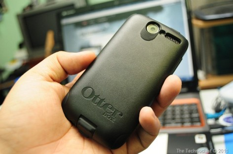 OtterBox Commuter Case For HTC Desire & Waterproof Box Quick Looks