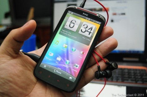 HTC Sensation XE Unboxing–New Dual-Core Android Flagship With Beats Headphones