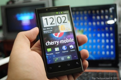 Cherry Mobile Magnum HD Unboxing–Large Screen 1Ghz Android For PHP 11,999