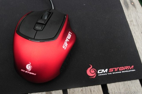 CM Storm Spawn Unboxing – Gaming Mouse & Precision Mousing Surface Combo