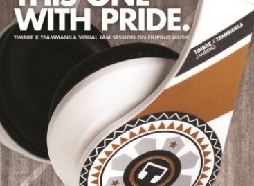 "Timbre Introduce ""Gitara"" Cans Designed By Team Manila–1st Ever Local Headset Brand"